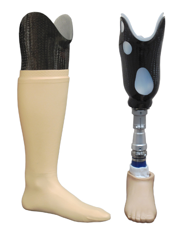 Below Knee Prostheses