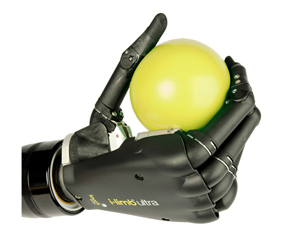 I-Limb Ultra prosthetic hand